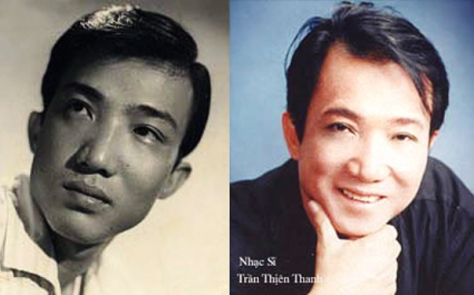 [Hình ảnh] Nhạc sĩ Trần Thiện Thanh | Trần Thiện Thanh & Những sáng tác để đời