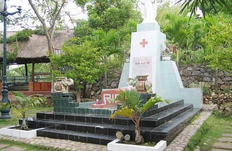 [Hình ảnh] Khu mộ nhà thơ Hàn Mặc Tử hiện nay | Trần Thiện Thanh & Những sáng tác để đời