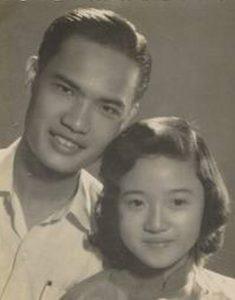 [Hình ảnh] Vợ chồng Thanh Sơn lúc còn trẻ   Thanh Sơn & Những sáng tác để đời